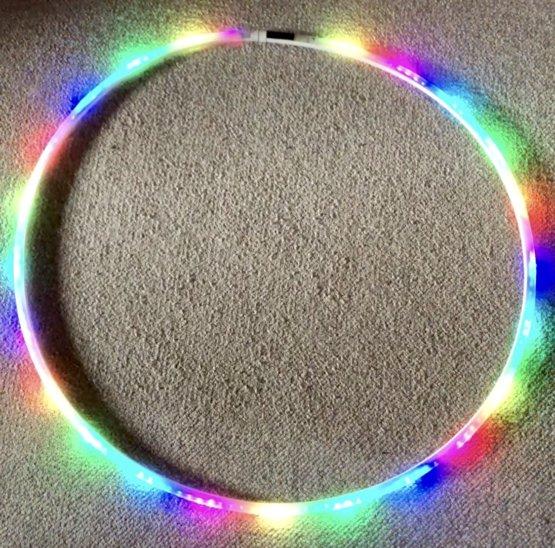 Programmeerbare LEDhoepel